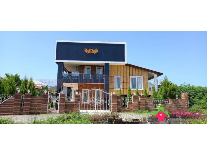 ویلا روستایی چمستان 220 متری کد 115