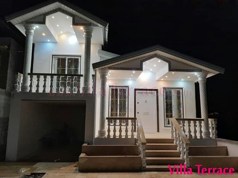 ویلا کلوده روستایی 230 متری کد 351