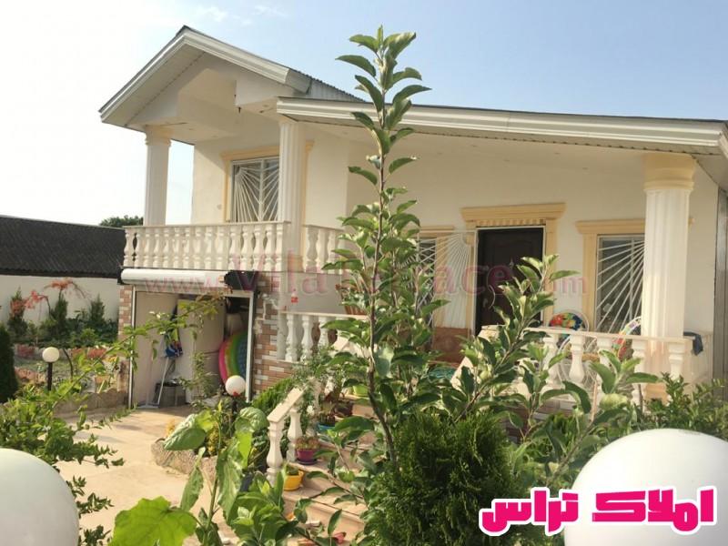 ویلا چمستان روستایی 220 متری کد 438