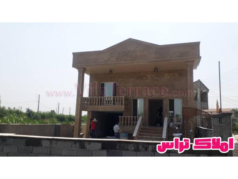 ویلا چمستان روستایی 255 متری کد 473
