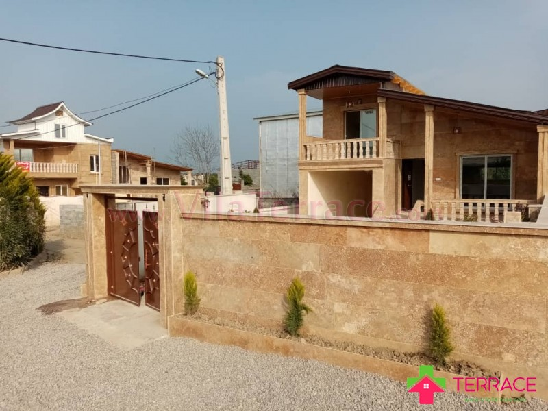 ویلا آمل روستایی 220 متری کد 644