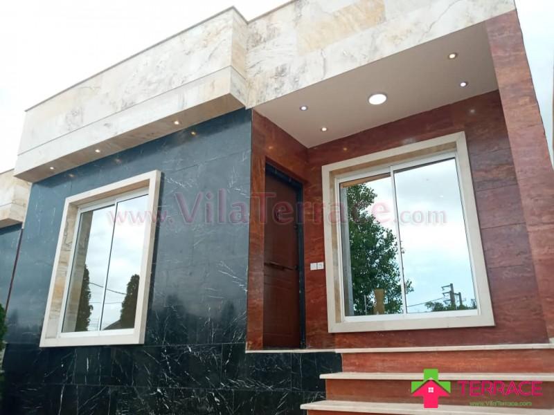 ویلا محمودآباد روستایی 200 متری کد 703