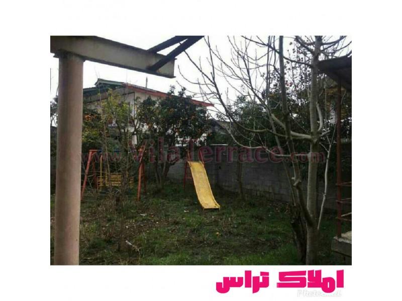 ویلا روستایی آمل 350 متری کد 141