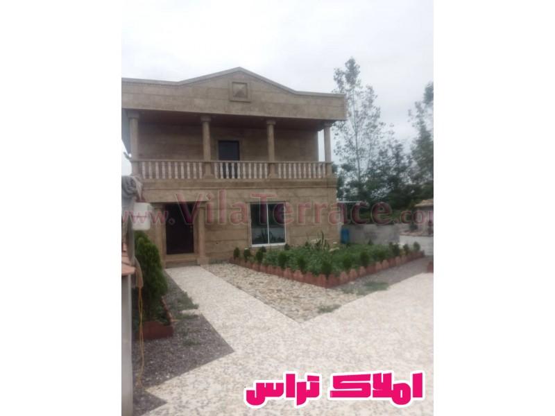 ویلا کلوده روستایی 260 متری کد 503