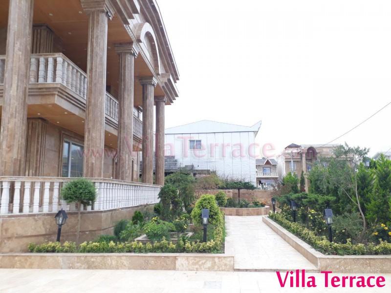 ویلا روستایی چمستان 500 متری کد 230
