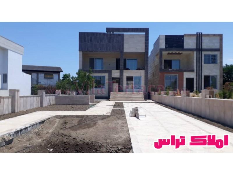ویلا کلوده روستایی 600 متری کد 436