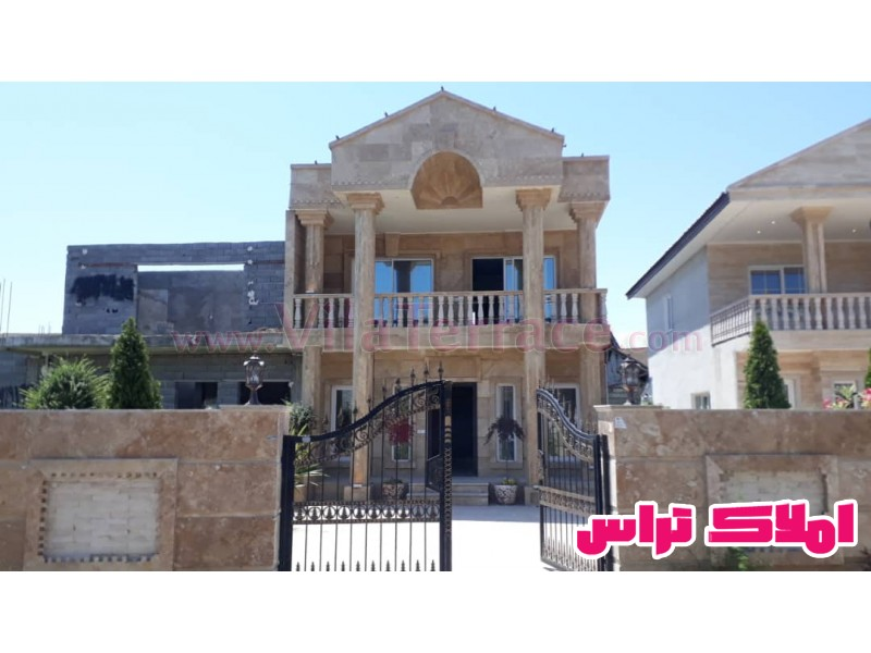 ویلا کلوده روستایی 200 متری کد 433