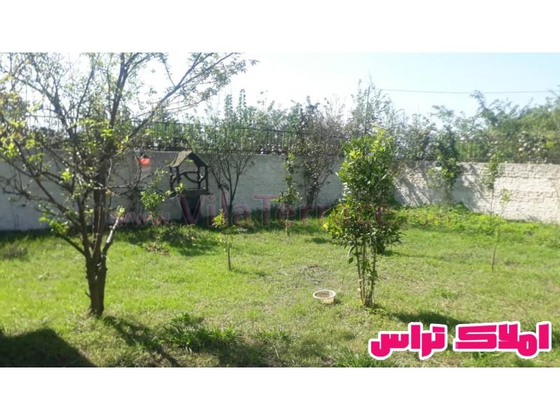 ویلا کلوده روستایی 750 متری کد 578