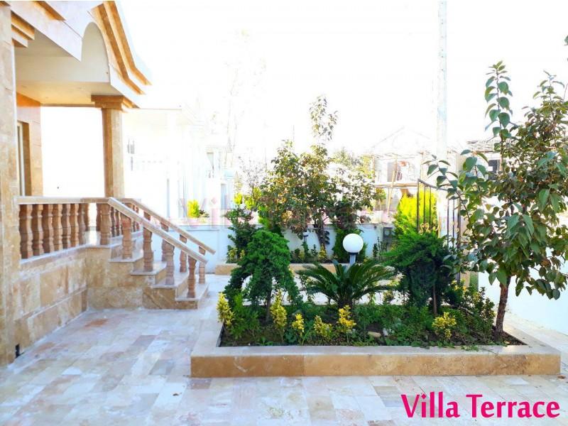 ویلا آمل روستایی 200 متری کد 246