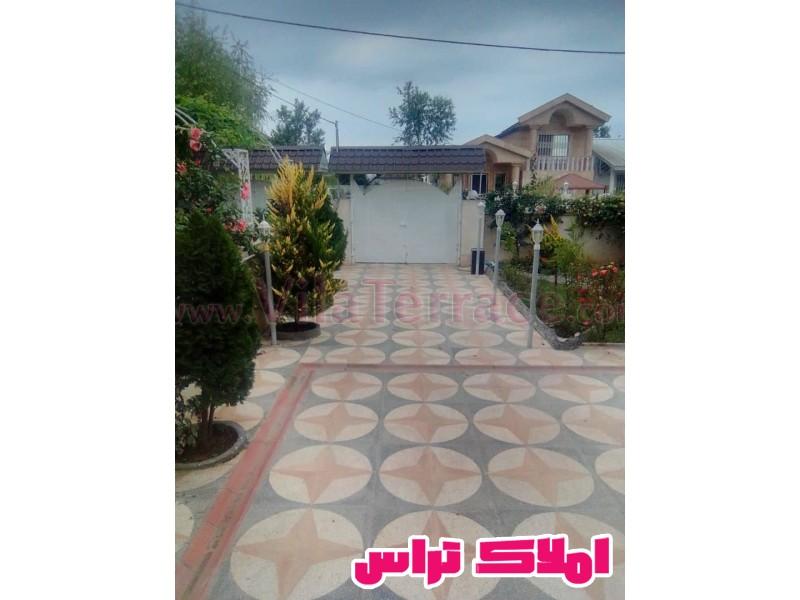 ویلا آمل روستایی 210 متری کد 511