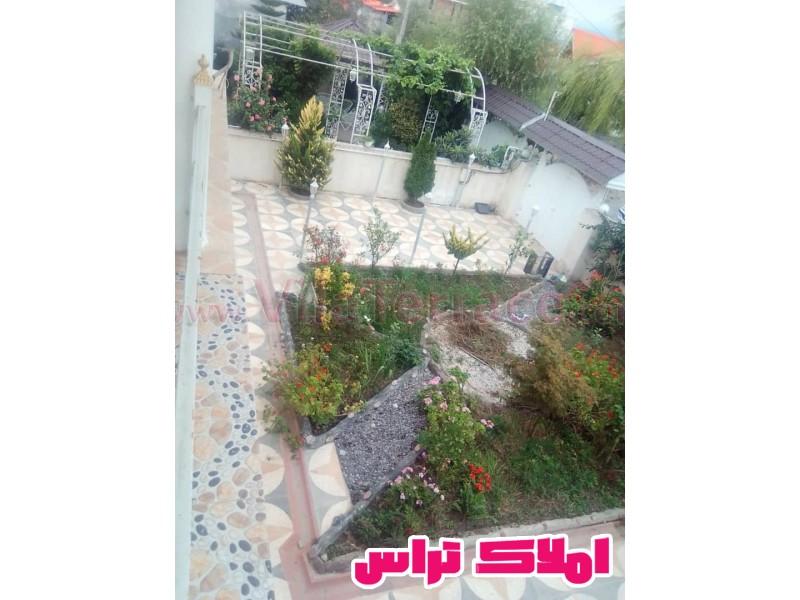 ویلا چمستان روستایی 350 متری کد 549