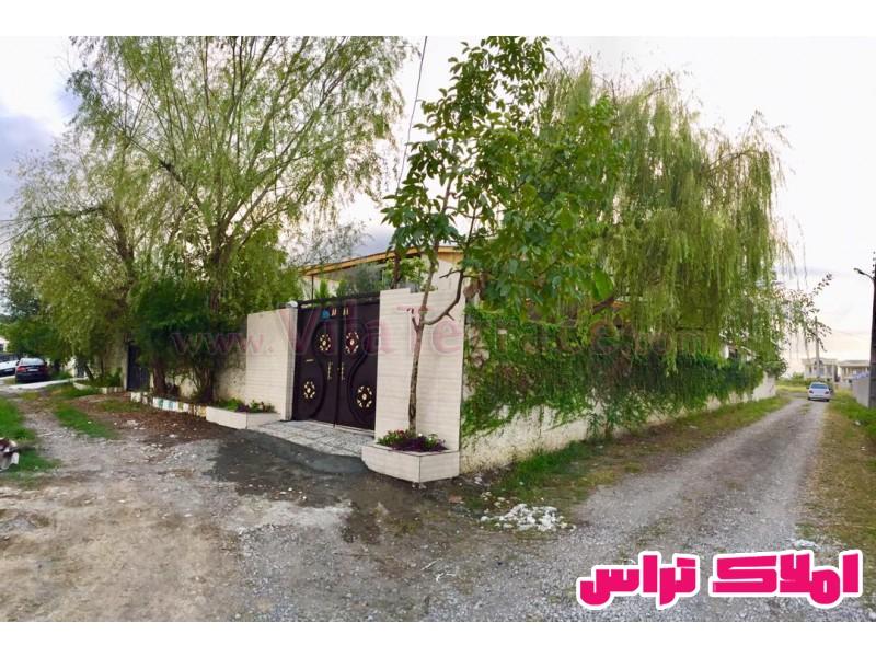 ویلا چمستان روستایی 240 متری کد 589