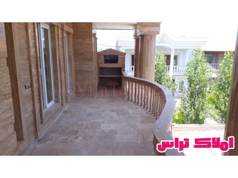 ویلا کلوده روستایی 300 متری کد 434