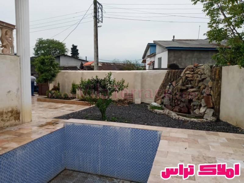 ویلا آمل روستایی 350 متری کد 397