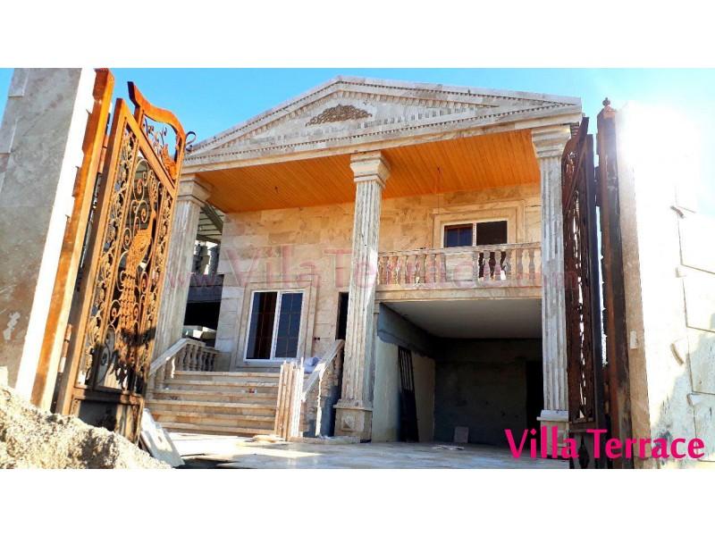 ویلا آمل روستایی 220 متری کد 272