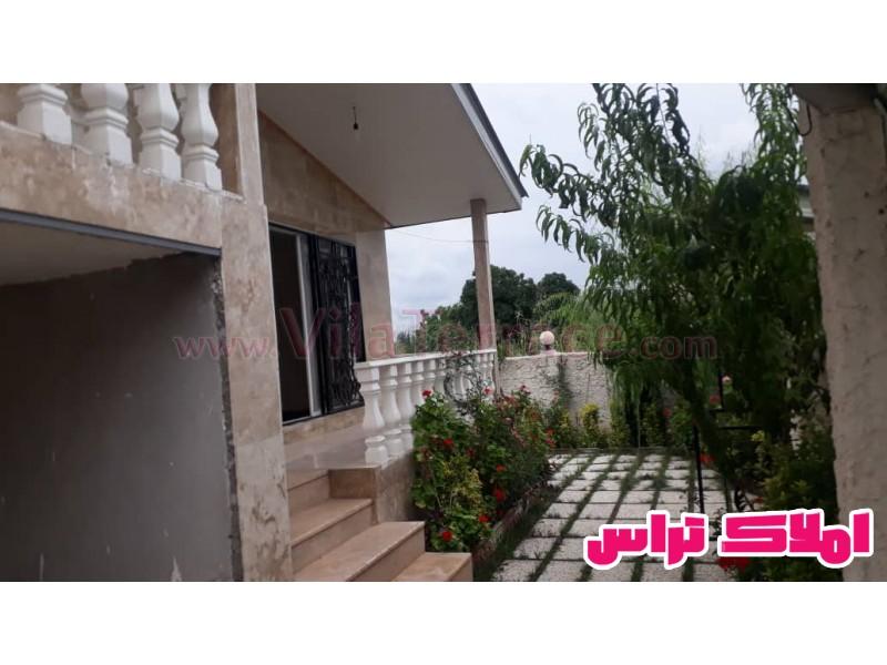 ویلا کلوده روستایی 220 متری کد 487