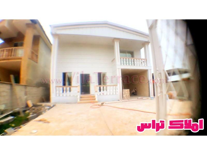 ویلا کلوده روستایی 220 متری کد 408
