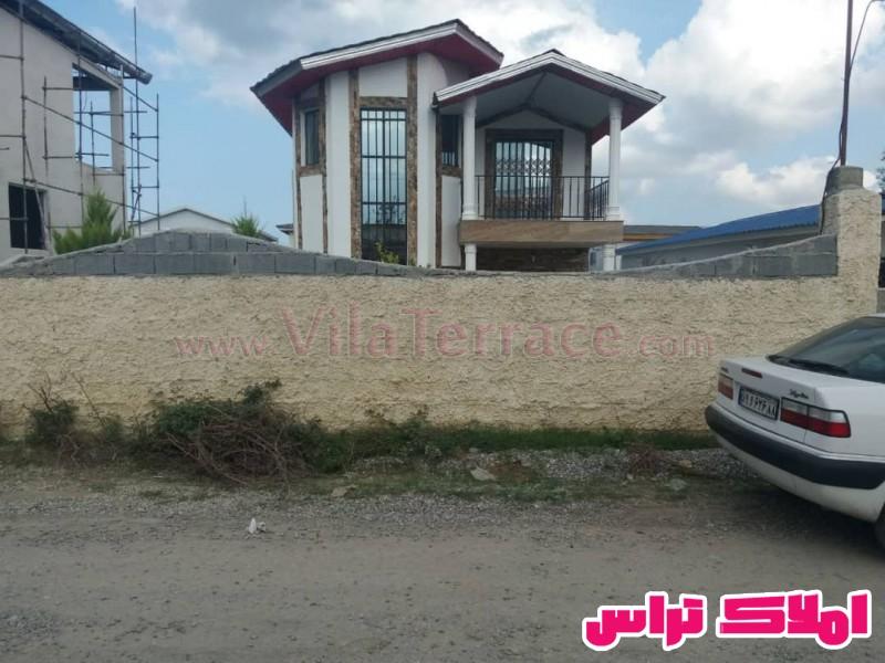 ویلا روستایی چمستان 280 متری کد 65