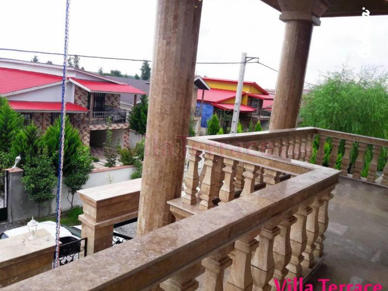 ویلا کلوده روستایی 420 متری کد 252