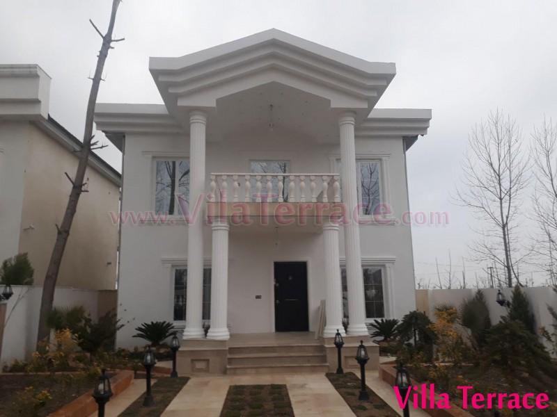 ویلا روستایی کلوده 312 متری کد 134