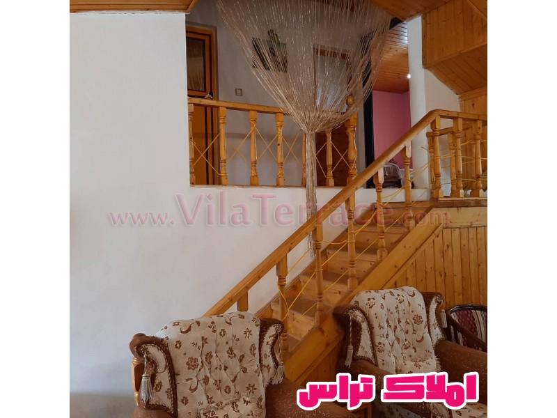 ویلا چمستان روستایی 290 متری کد 540