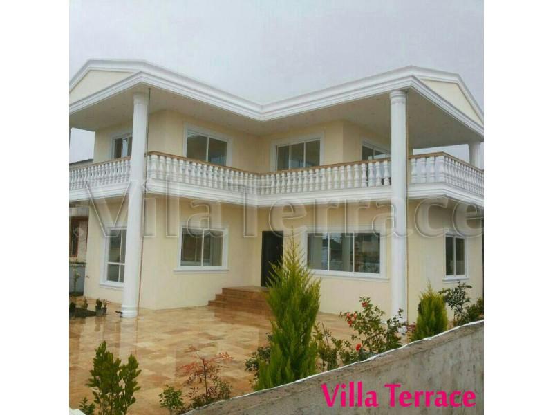ویلا روستایی چمستان 350 متری کد 61