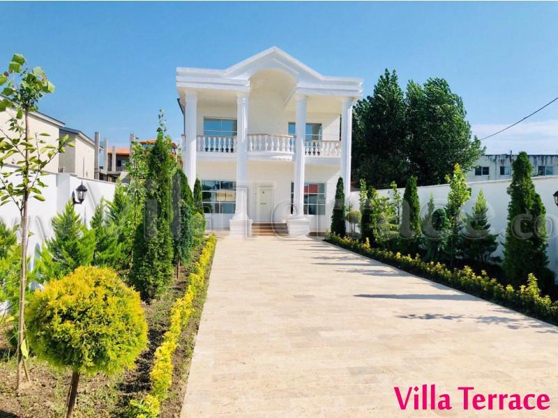 ویلا روستایی محمودآباد 400 متری کد 67
