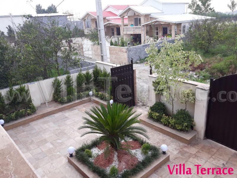 ویلا روستایی کلوده 220 متری کد 93