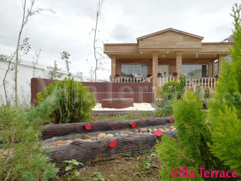ویلا روستایی چمستان 400 متری کد 88