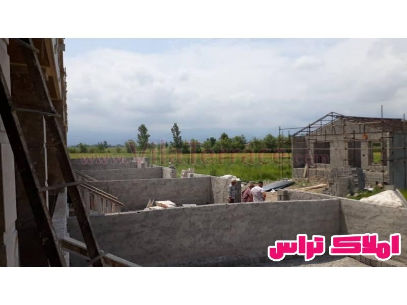 ویلا کلوده روستایی 160 متری کد 459