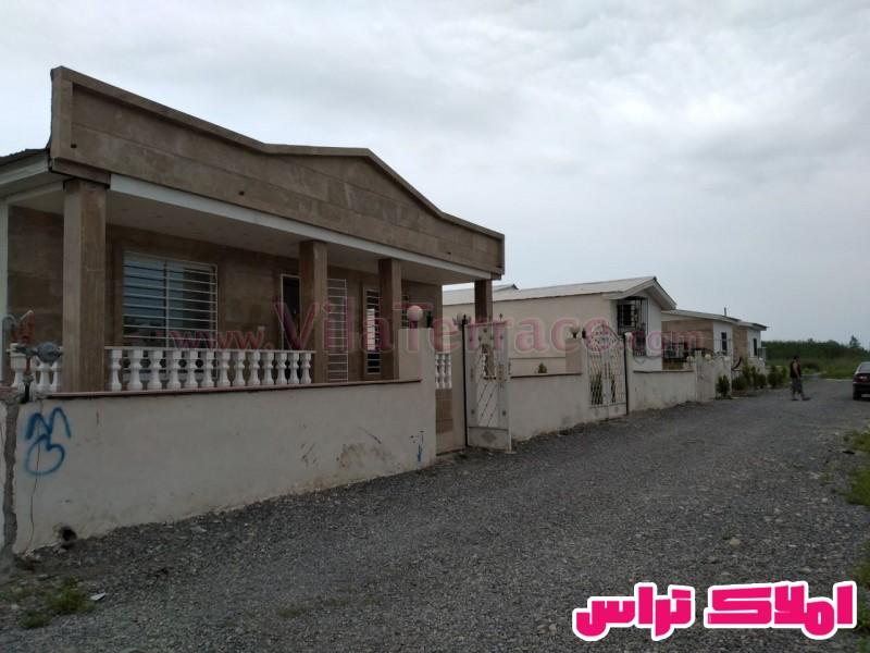 ویلا چمستان روستایی 220 متری کد 462
