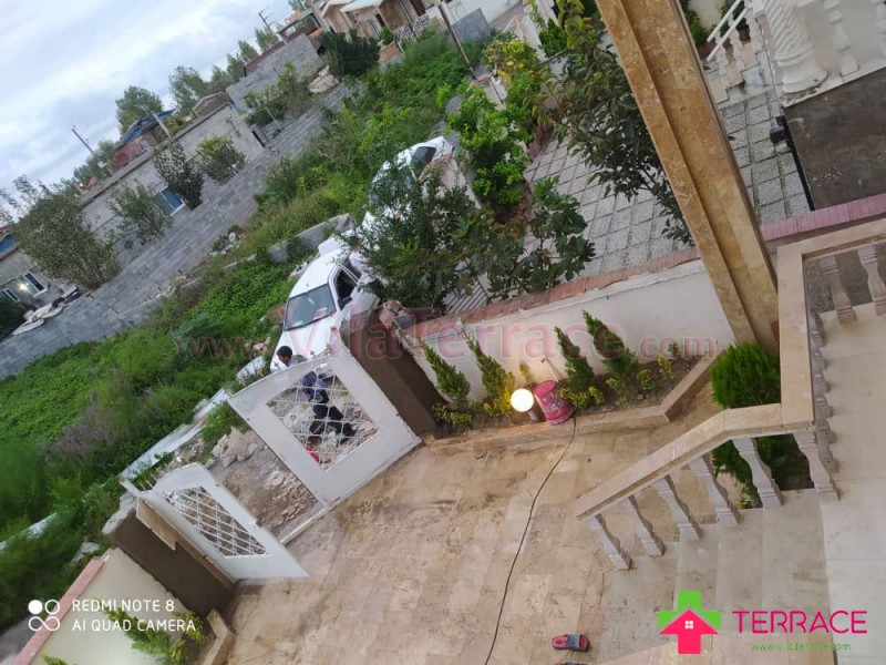 ویلا کلوده روستایی 240 متری کد 236