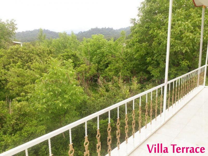 ویلا جنگلی چمستان 250 متری کد 167
