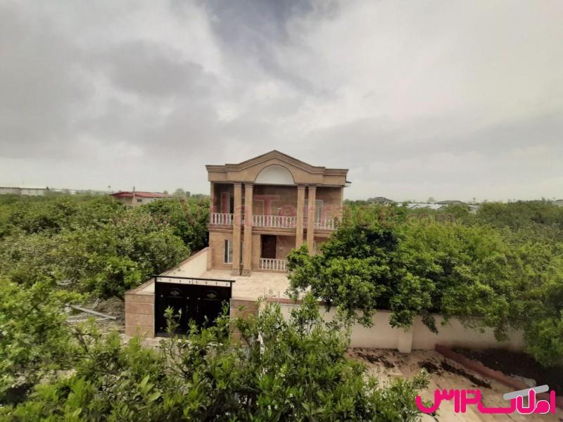 ویلا آمل روستایی 220 متری کد 386