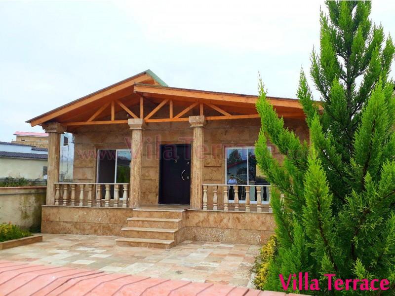 ویلا روستایی چمستان 200 متری کد 215