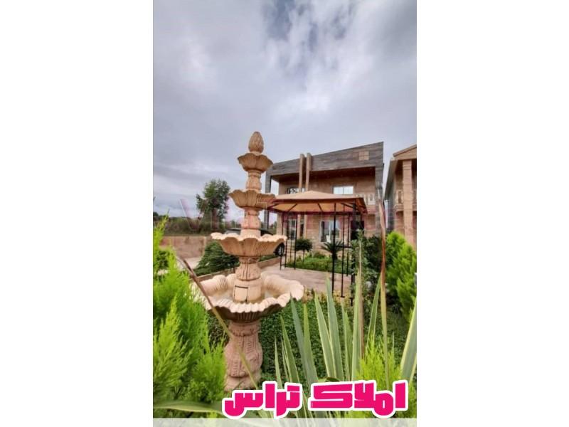 ویلا چمستان روستایی 250 متری کد 530
