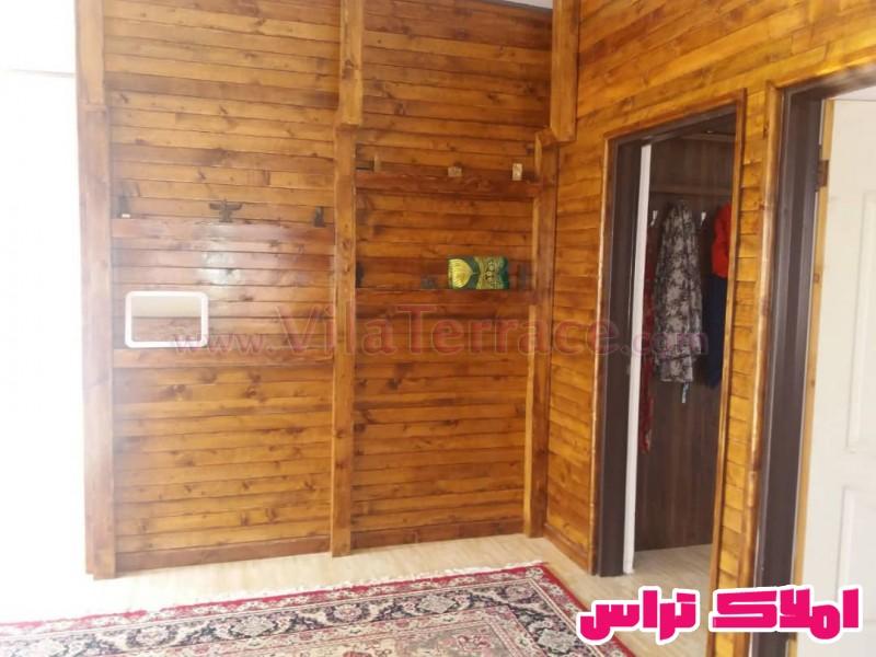 ویلا چمستان جنگلی 275 متری کد 498