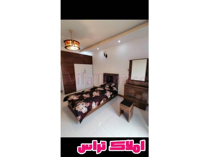 ویلا چمستان روستایی 220 متری کد 571