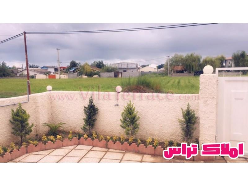 ویلا چمستان روستایی 210 متری کد 463