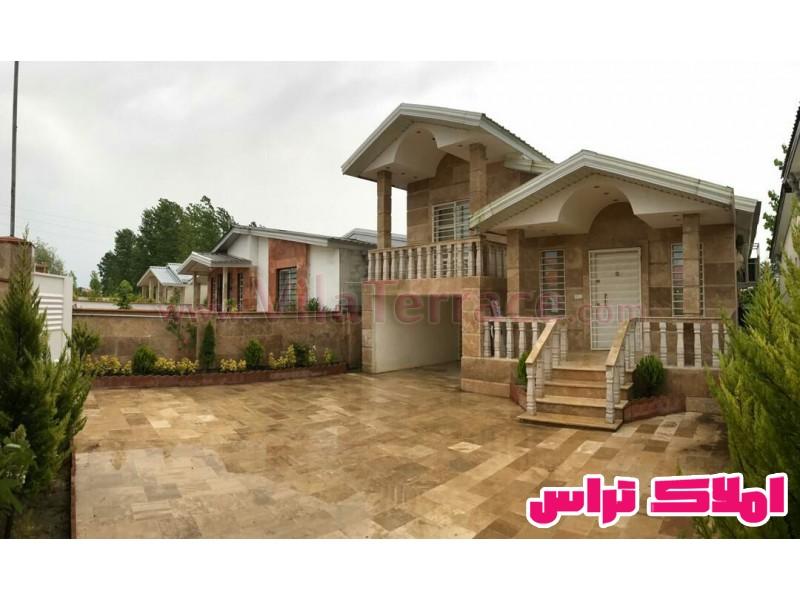 ویلا چمستان روستایی 220 متری کد 432