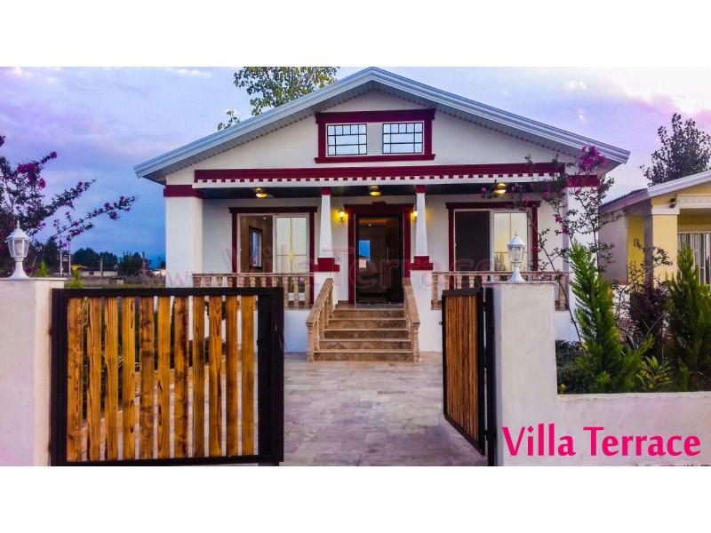 ویلا روستایی چمستان 240 متری کد 218