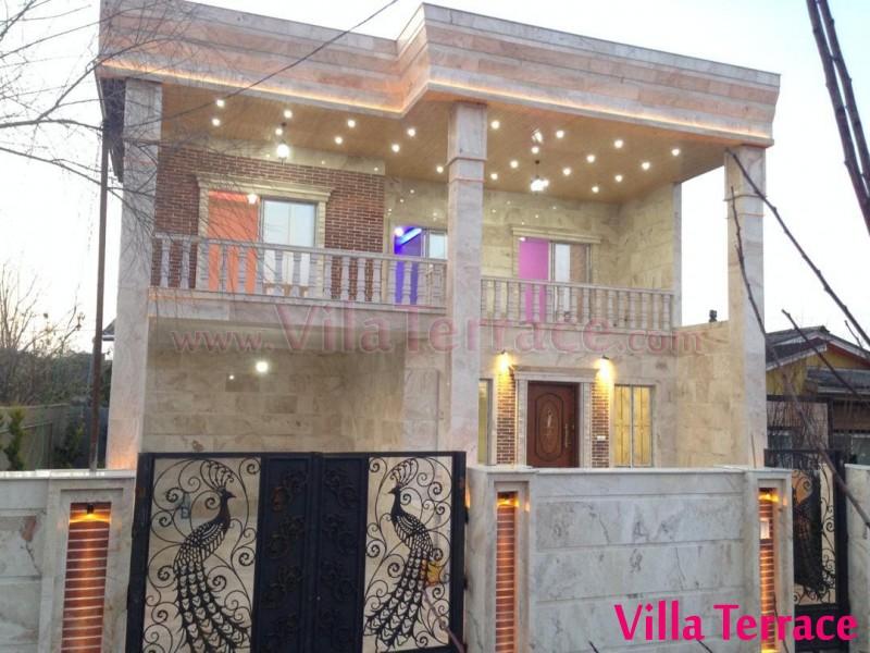 ویلا چمستان روستایی 250 متری کد 331