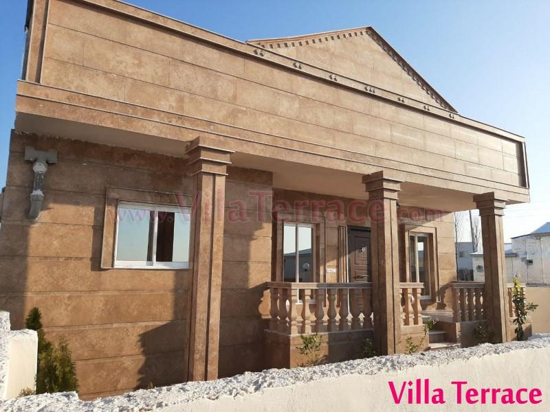 ویلا کلوده روستایی 200 متری کد 327