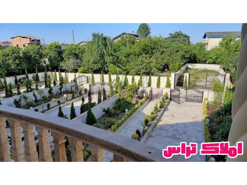 ویلا کلوده روستایی 315 متری کد 398