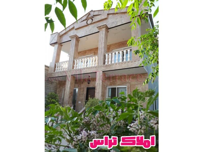 ویلا چمستان روستایی 300 متری کد 430