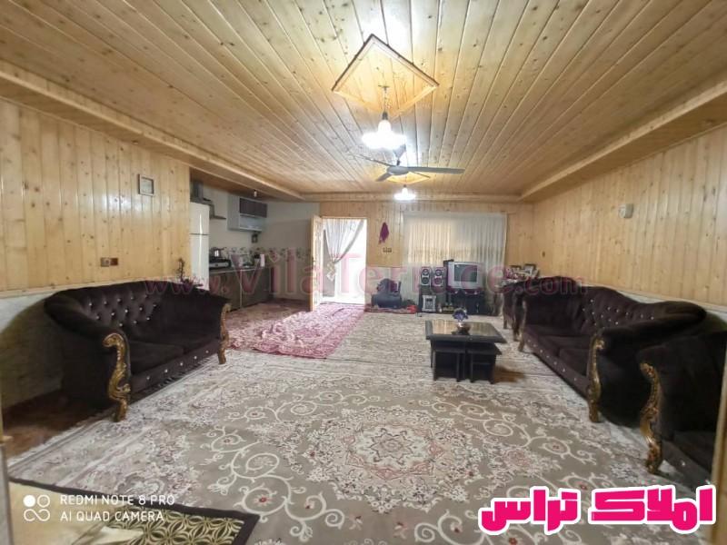 ویلا کلوده روستایی 150 متری کد 502