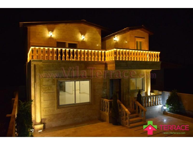ویلا چمستان روستایی 240 متری کد 613