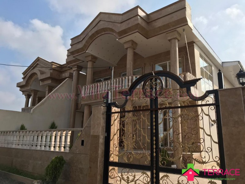 ویلا محمودآباد روستایی 270 متری کد 614