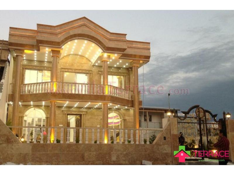 ویلا محمودآباد روستایی 270 متری کد 702